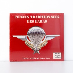 25 chants paras - Préface H. de Saint-Marc - Montjoie Saint-Denis : 1983-2003